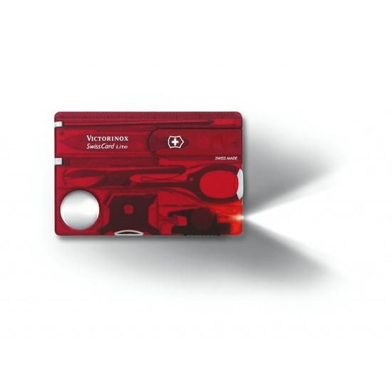 Messer Victorinox SwissCard Lite 0.7300.T