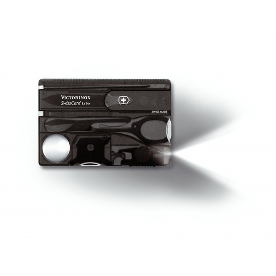 Messer Victorinox SwissCard Lite 0.7333.T3