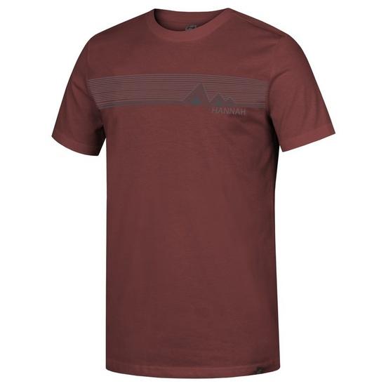 T-Shirt HANNAH Jalton verbrannt rostbraun