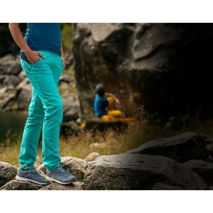 Hosen Direct Alpine ZAMBANA LADY menthol / indigo