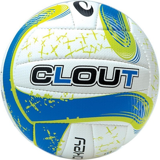 Volleyball Ball Spokey CLOUT II Die Farbe: blue