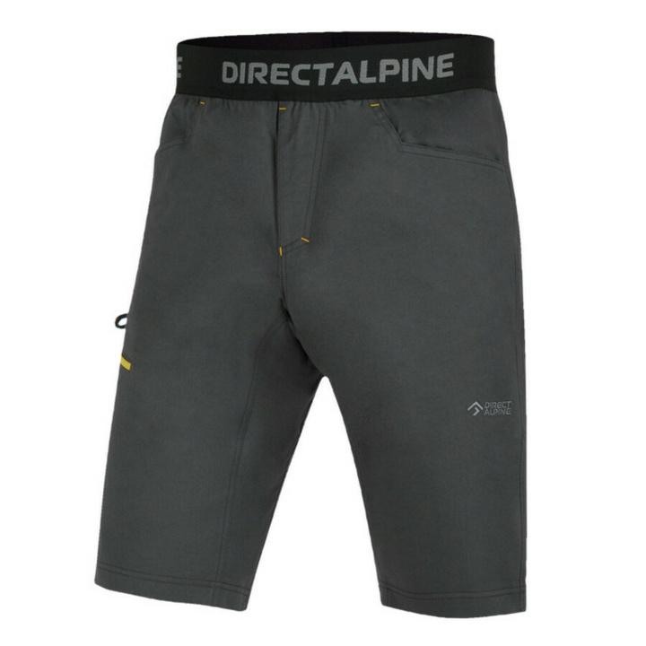 Shorts Direct Alpine Solo anthrazit / kamel
