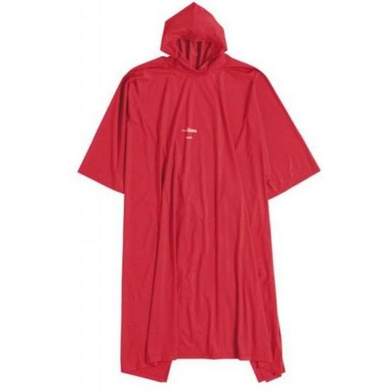 Poncho Ferrino Poncho Junior 65162 Die Farbe: red
