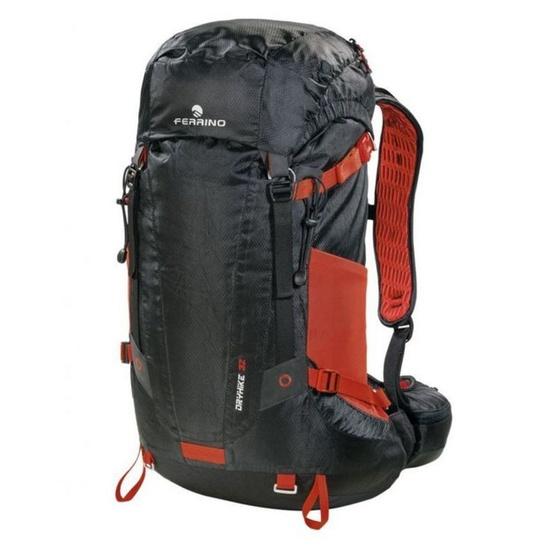 Wasserdicht Rucksack Ferrino Dry Hike 32 black