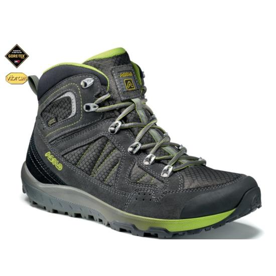 Schuhe Asolo Landscape GV MM grey lime/A854