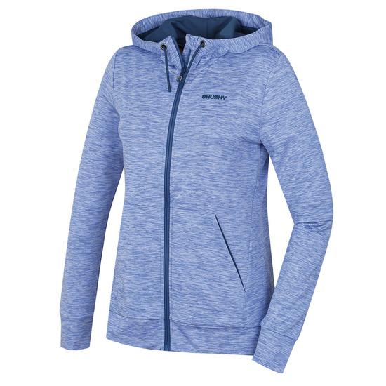 Damen Sweatshirt Husky Alony L königsblau