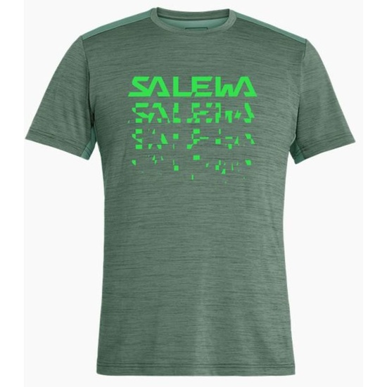 T-Shirt Salewa Puez HYBRID 2 DRY M S/S TEE 27397-5949