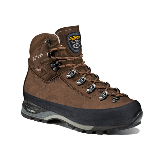 Schuhe Asolo Kongur EVO GV MW brown/A519