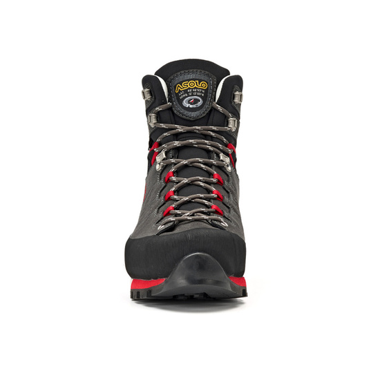 Schuhe Asolo Traverse GV MM graphite/red/A619