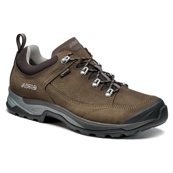 Schuhe ASOLO Falcon Low Lth GV MM dark/brown/A551
