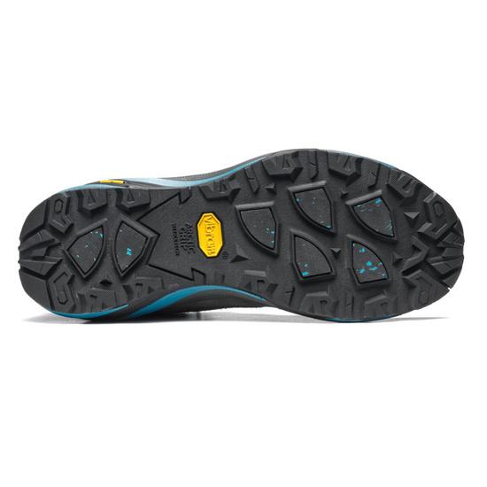 Damen Winter Schuhe Asolo Narvik GV ML Smoky grau/blau moon/A935