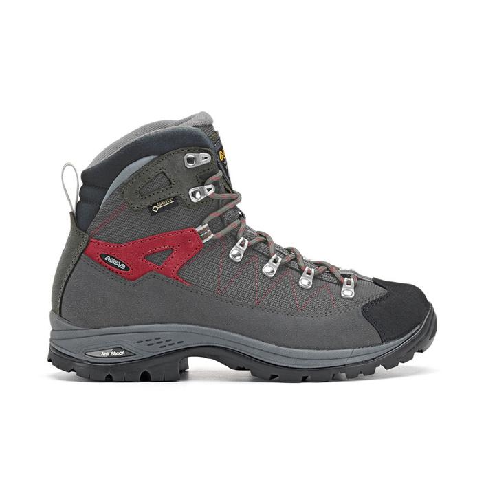 Damen Schuhe Asolo Finder GV Grey/Stone/Gerbera/A931