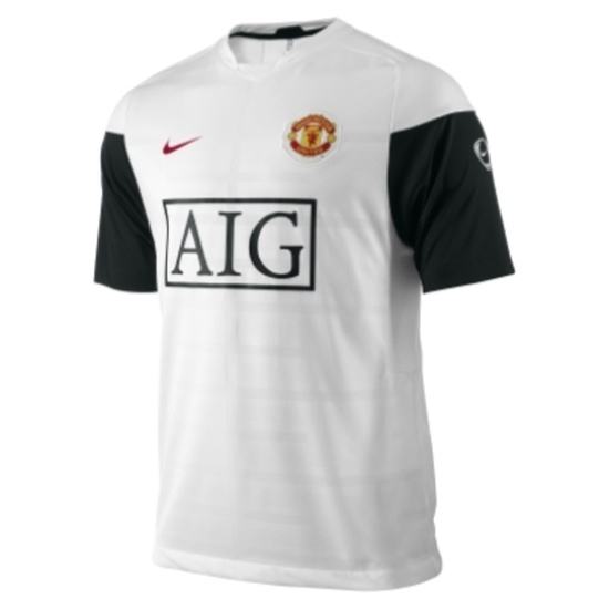 T-Shirt Nike FC Manchester United SS Training Top 355099-100