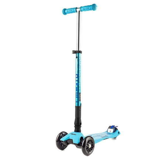 Scooter Maxi Micro Deluxe klappbar bright blue