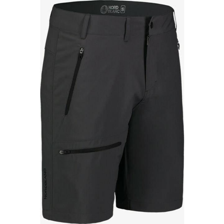 Herren-Outdoor-Shorts Nordblanc Leichtgängig NBSPM7415_GRA