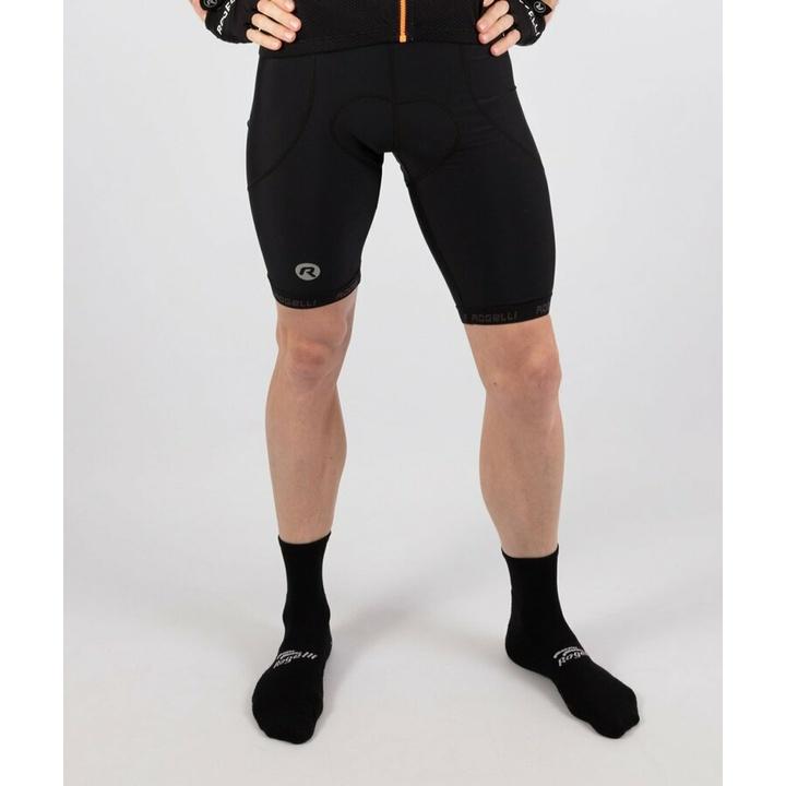 Herren Rad- Shorts Rogelli Basic de Luxe 002.600