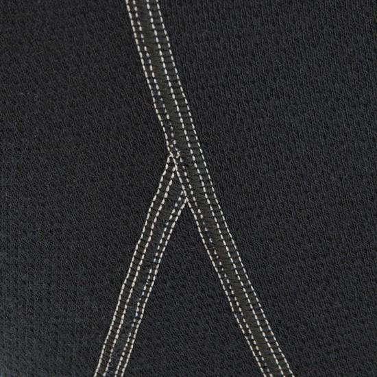 Herren 3/4 Unterhose Sensor Double Face black 1003023-02