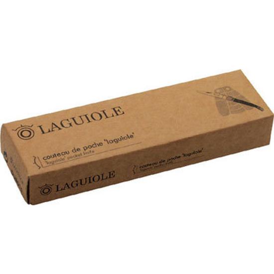 Messer Baladéo Laguiole 11 cm, olive DUB015