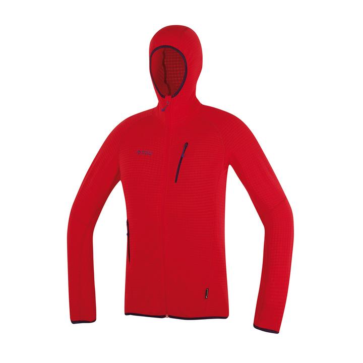 Sweatshirt Direct Alpine das ganze jahr über Dragon ziegel / indigo