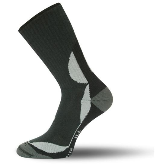 Socken Lasting ILL Die Farbe: black