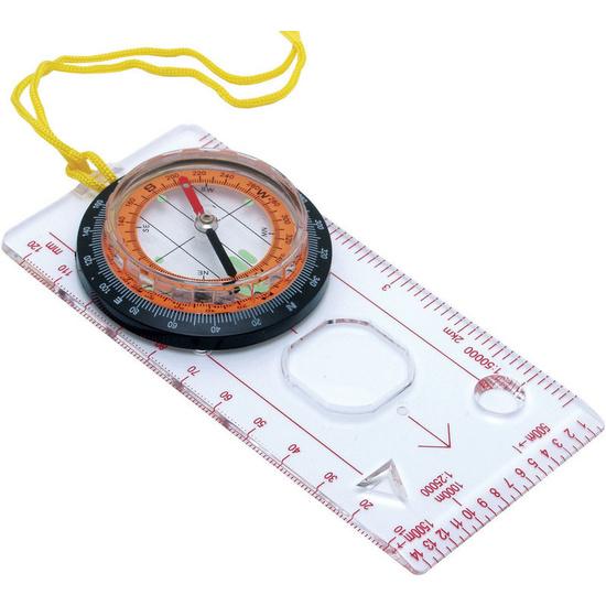 Landkarte Kompass mit Lupe Baladéo PLR020
