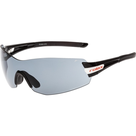 Sport- Sonnen- Brille Relax Sarnia black R5388A