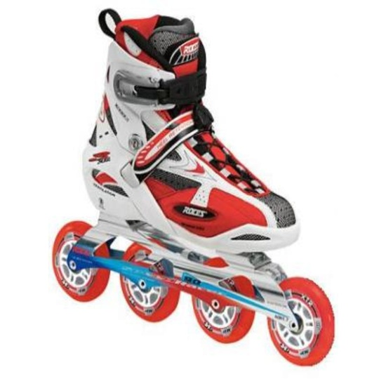 Skates Roces S 302 Top weiß/rot
