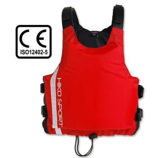 Schwimm- Weste Hiko Sport Swift 11300 Die Farbe: red