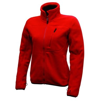 Jacke Pinguin Tina Die Farbe: red