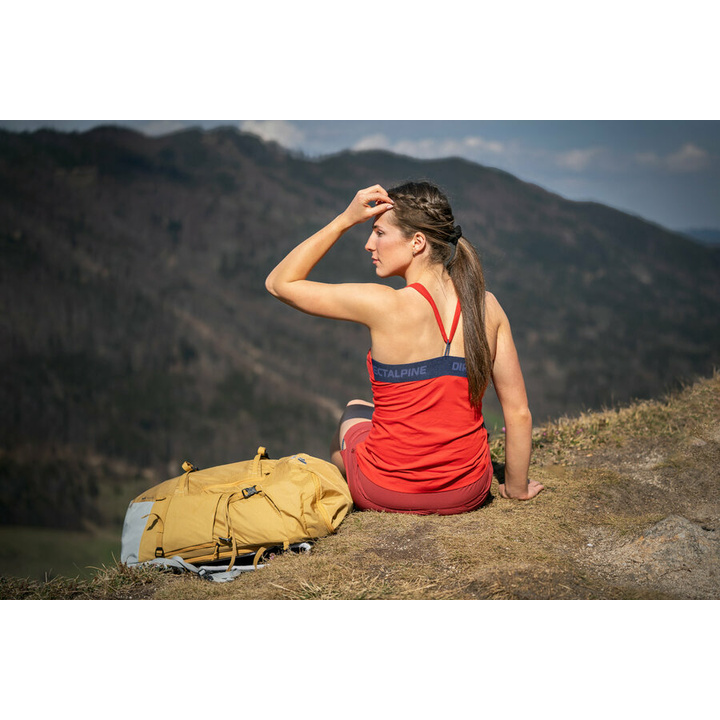 Tanktop Direct Alpine Todra brick
