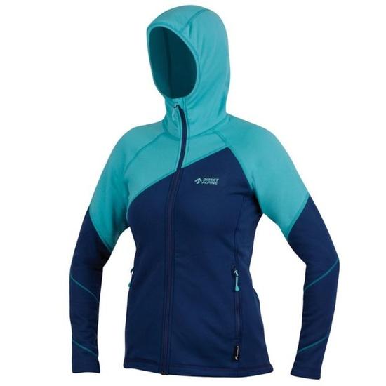 Sweatshirt Direct Alpine Eira Lady benzin / menthol
