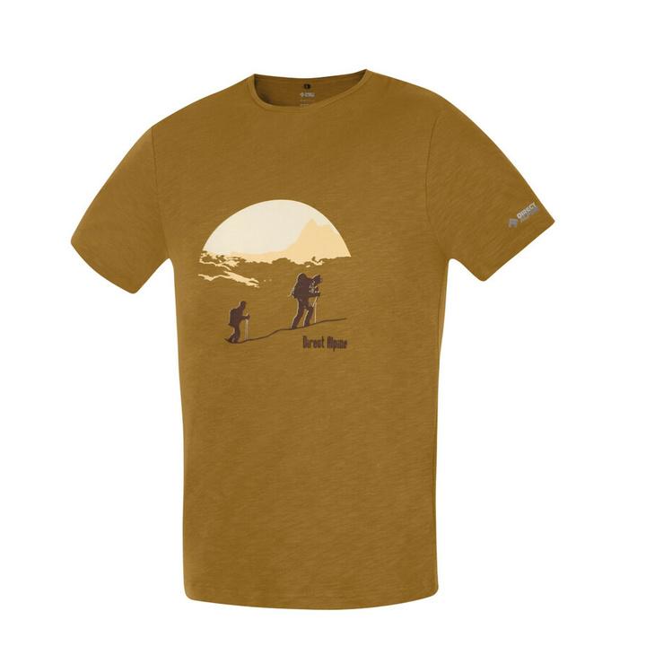 T-Shirt Direct Alpine Bosco Karamell (Aufstieg)