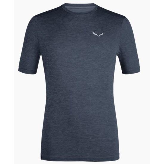T-Shirt Salewa Puez MELANGE HYBRID DRY M S/S TEE 27877-3866