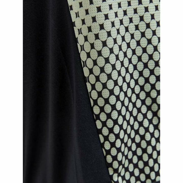 Herren Trikot CRAFT CORE Offroad X 1910573-999635 black mit grün
