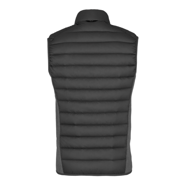 Herren unterhemd Salewa Sarner / RDS Runter M Hybrid Weste schwarz aus 28017-0910