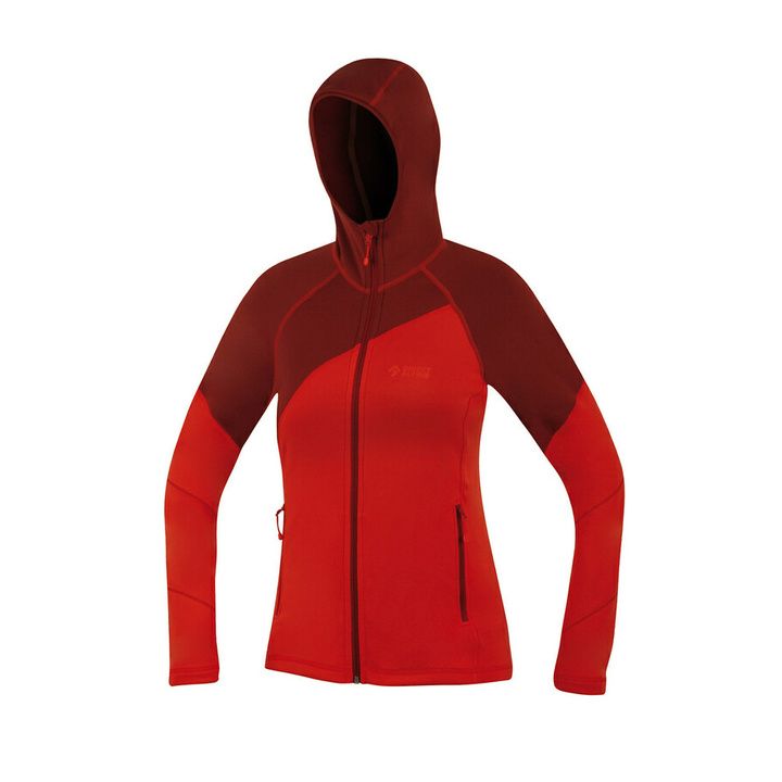 Sweatshirt Direct Alpine Eira Lady brick/palisander