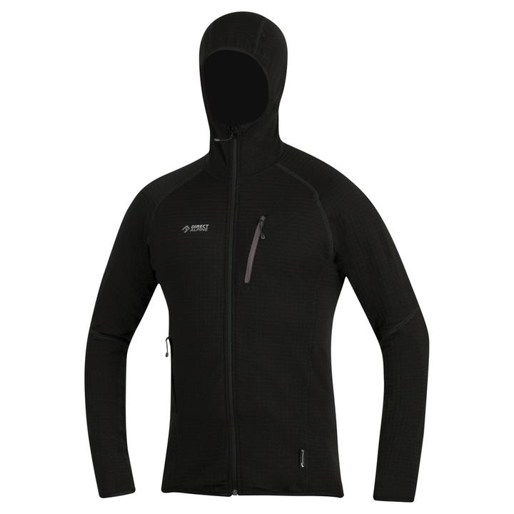 Sweatshirt Direct Alpine das ganze jahr über Dragon schwarz/grau