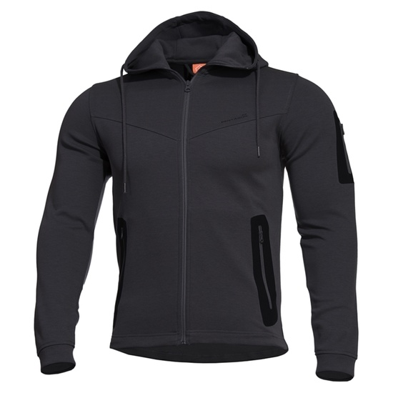 Sweatshirt mit Kapuze PENTAGON® Fünfkampf black