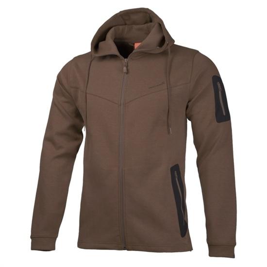 Sweatshirt mit Kapuze PENTAGON® Fünfkampf brown