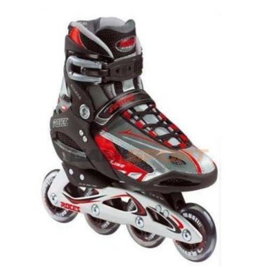 Skates Roces S 201 schwarz/rot