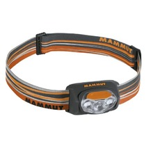 Stirnlampe Mammut T-peak Orange, Mammut