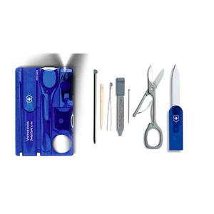 Messer Victorinox SwissCard Lite 0.7322.T2, Victorinox