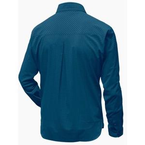 Hemden Salewa Minicheck DRY M L/S SHIRT 26967-8960, Salewa