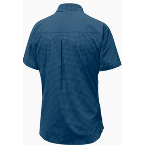Hemden Salewa Minicheck DRY M S/S SHIRT 27053-8960, Salewa