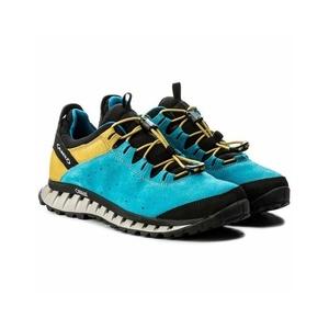 Schuhe AKU KLIMA SUEDE GTX blue, AKU