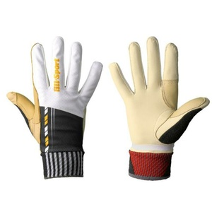 Handschuhe Lill-SPORT LEGEND GOLD SLIM 0405, lillsport