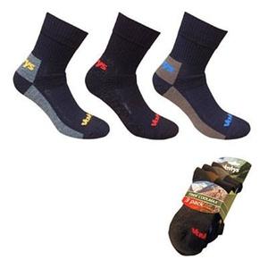 Socken Vavrys Trek Coolmax - 3 Paare 28323