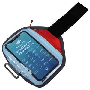 Hülle  Handy Raidlight Smartphone Armbelt XL Red Light, Raidlight