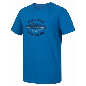 T-Shirt HANNAH Matar blue juwel, Hannah