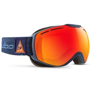 Ski Brille Julbo Ison XCL CAT 3 blue orange, Julbo